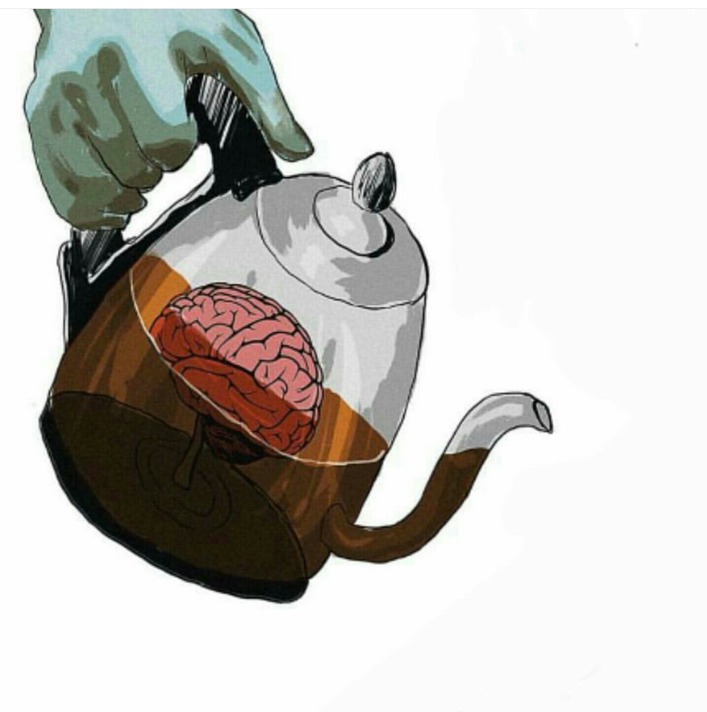 kahve  Kahvenin beyin üzerindeki mükemmel etkilerini keşfedin kahve