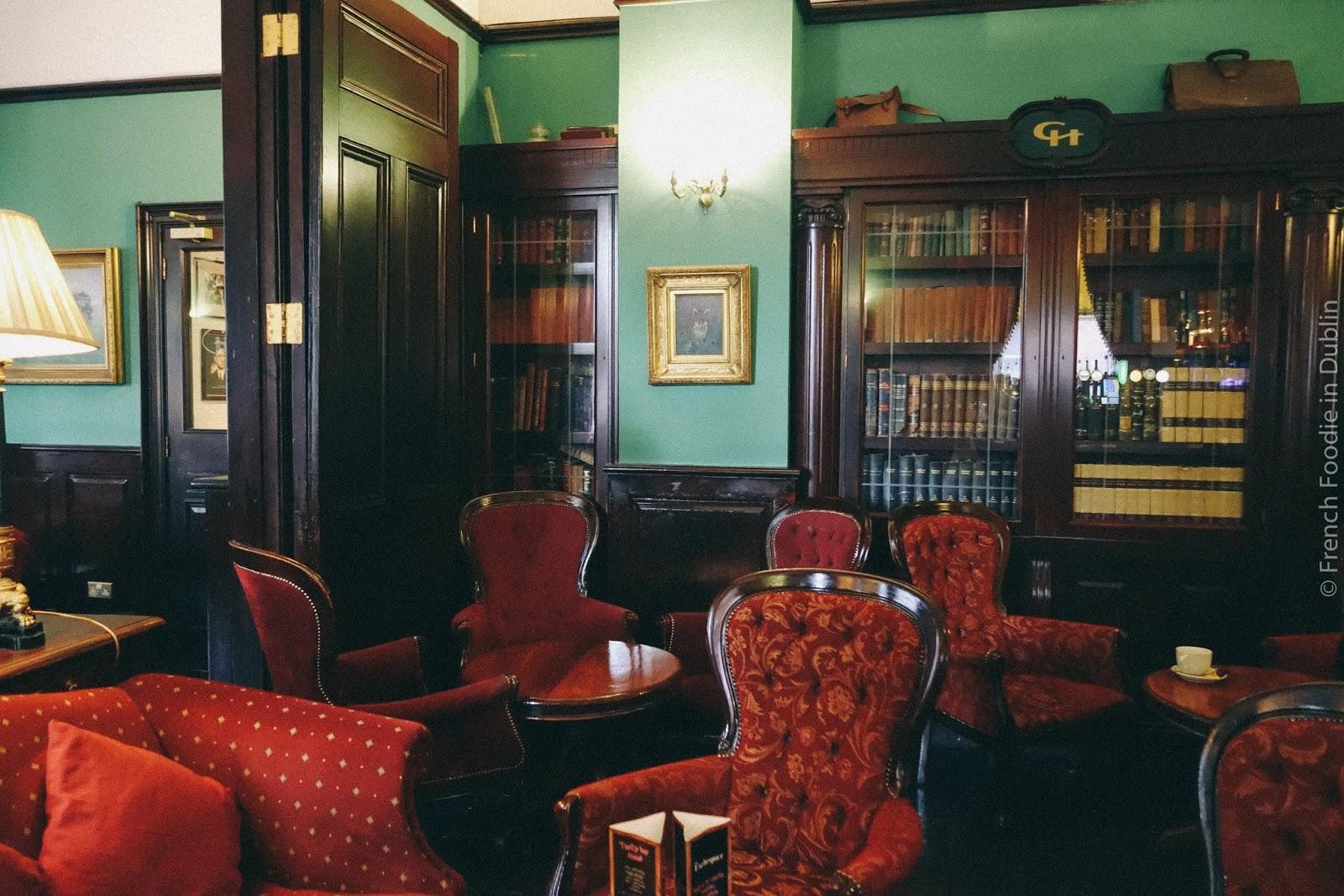 library bar dublin  Biranın vatanı Dublin'de bir lokal gibi içebileceğiniz 7 pub library bar dublin