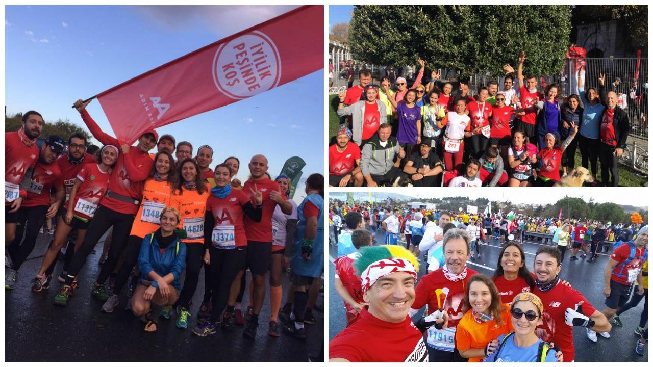 Adım Adım İstanbul Maratonu
