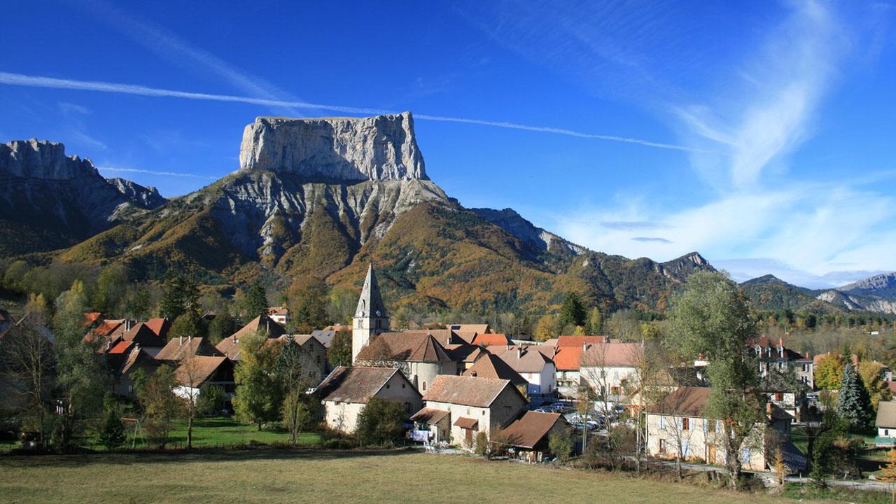 Chichilianne  Fransa'da masalsı güzellikte mutlaka görmeniz gereken kasabalar Chichilianne
