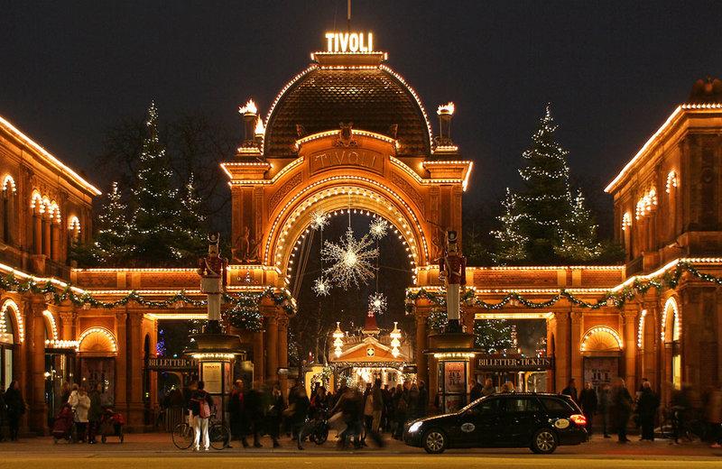 Kopenhag-Tivoli