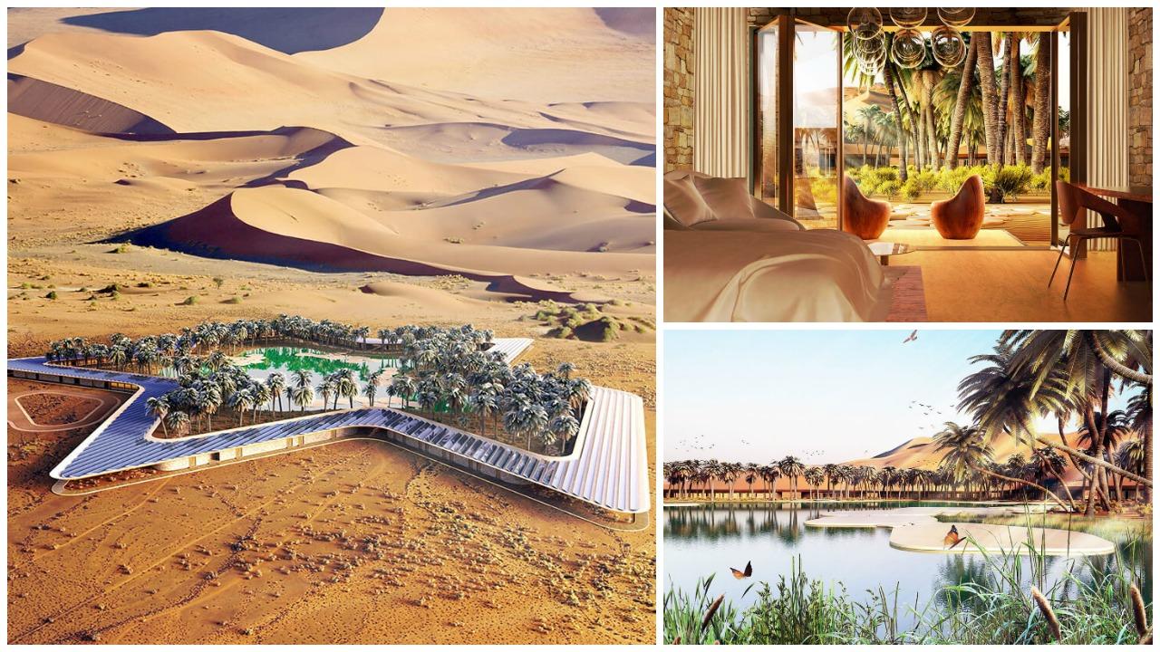 Oasis Eco Resort Otel