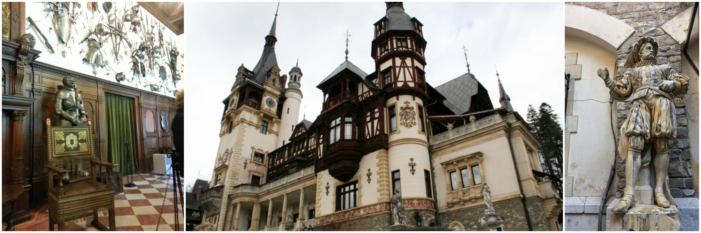 Peleş Kalesi, Romanya