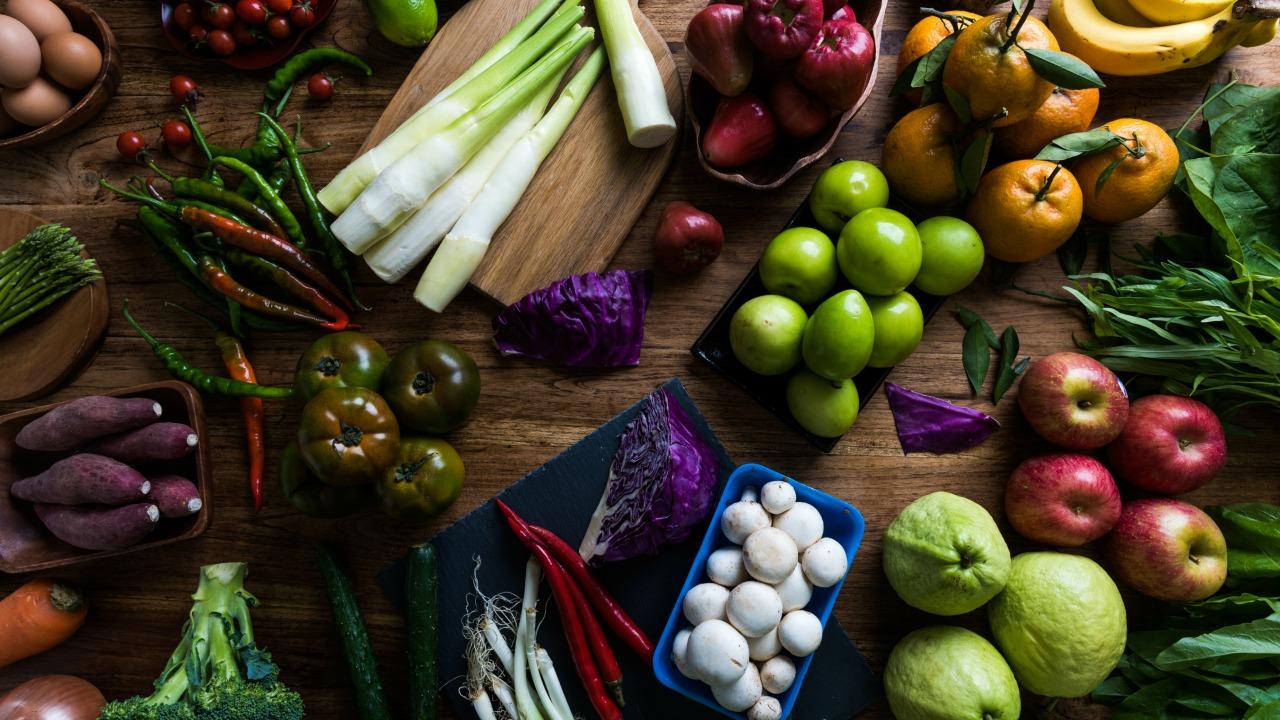 Sebze ve meyveler en doğru şekilde nasıl yıkanıp saklanır