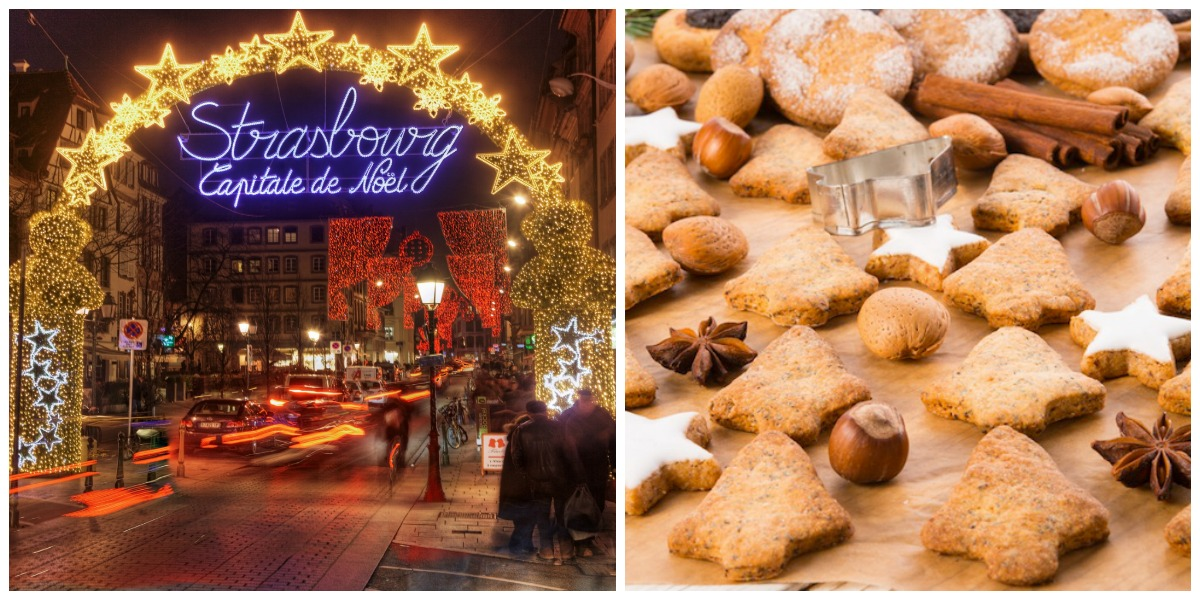 Strasbourg Noel Pazarı