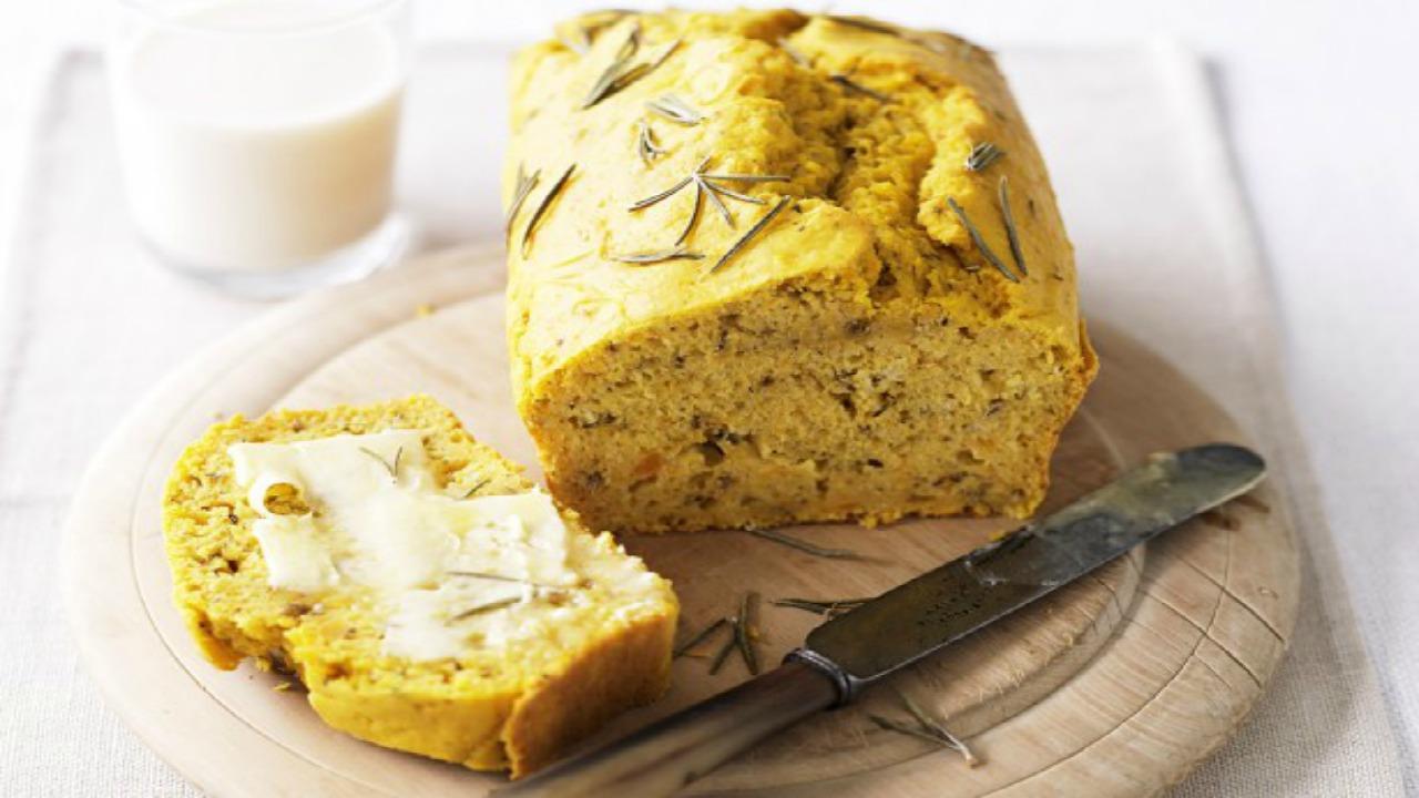 balkabaklı ekmek