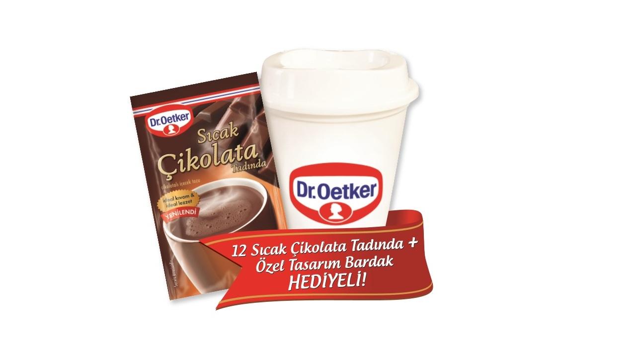 dr oetker sıcak çikolata 2