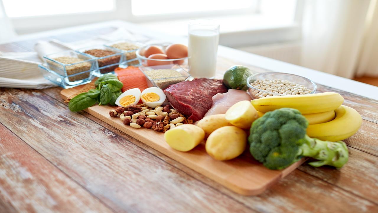 potasyum kaynağı besinler