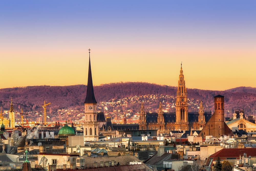 Viyana hakkında 10 şaşırtıcı bilgi  Viyana, bu yıl 7. kez dünyanın en yaşanabilir şehri seçildi. Şehirle ilgili son derece şaşırtıcı bilgiler shutterstock 201151322