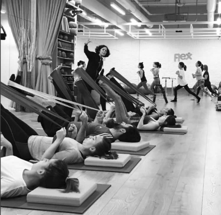 uplifers & flex by taxim pilates