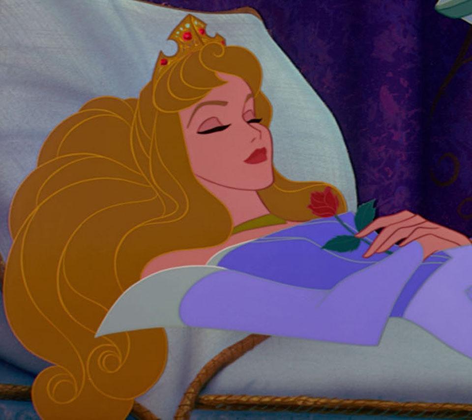 uyuyan güzel