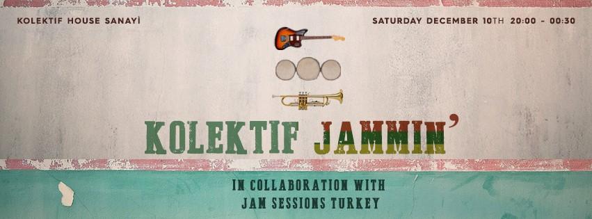 Kolektif Jammin - Jam Sessions