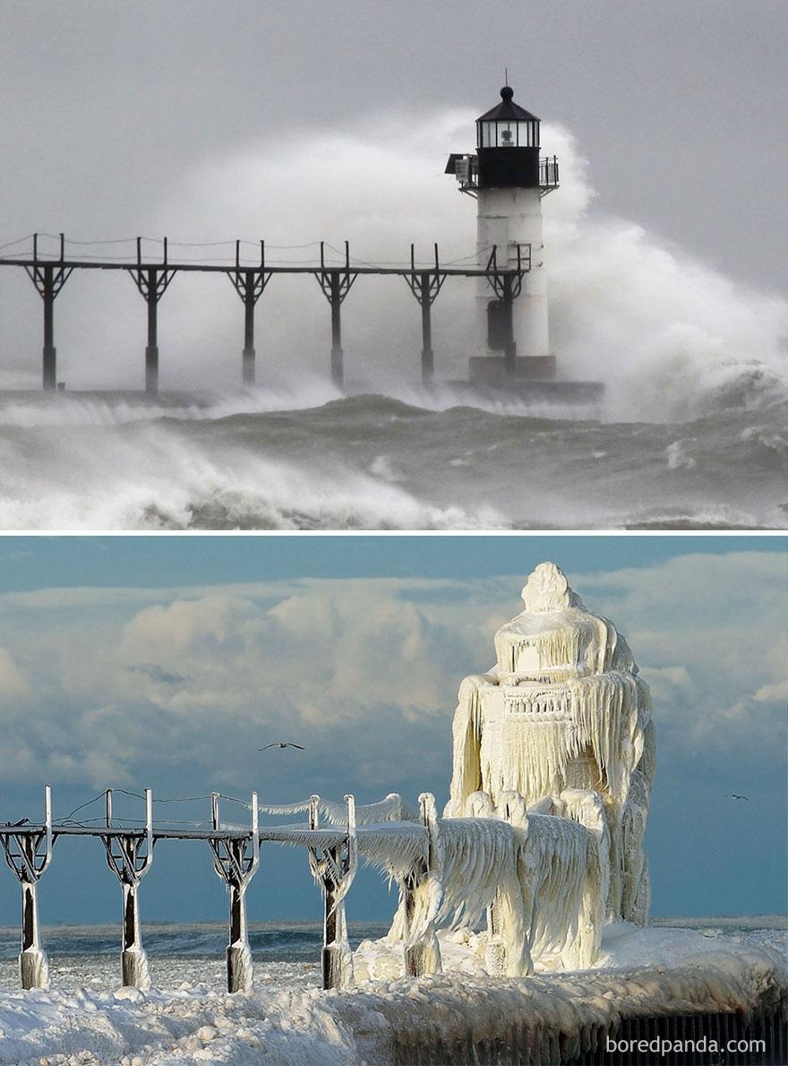 St. Joseph Deniz Feneri, Michigan-ABD