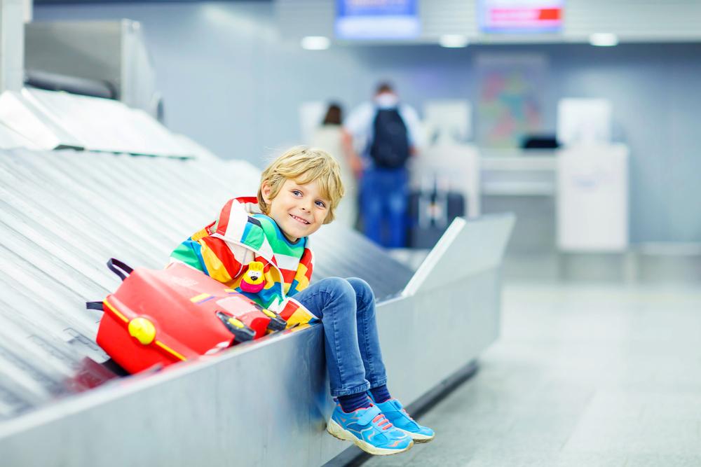 çocuk seyahat