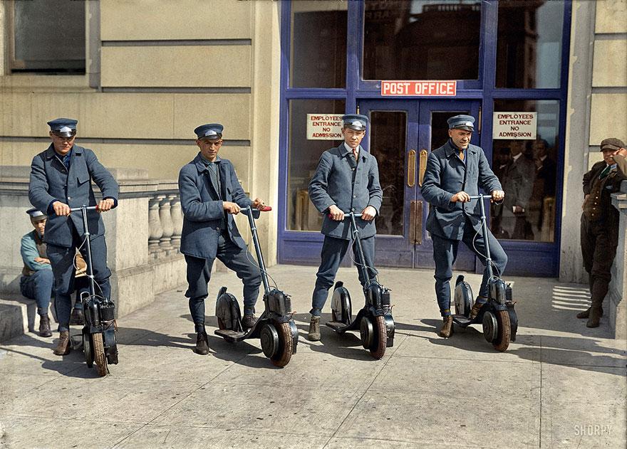 Washington Postacıları 1917