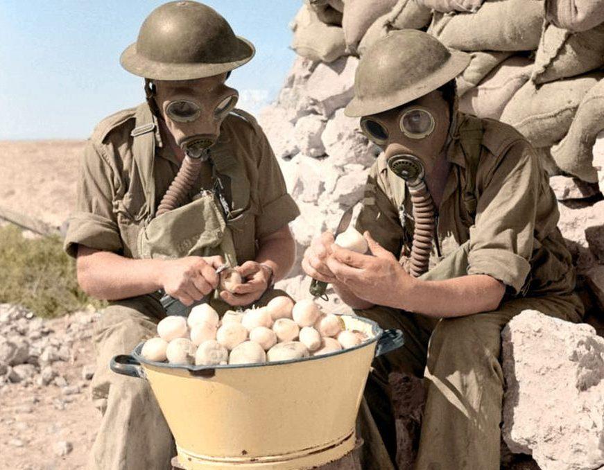 Savaşta Soğan Soymak 1941