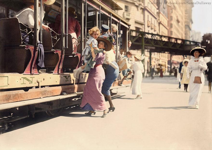 Broadway NYC 1913