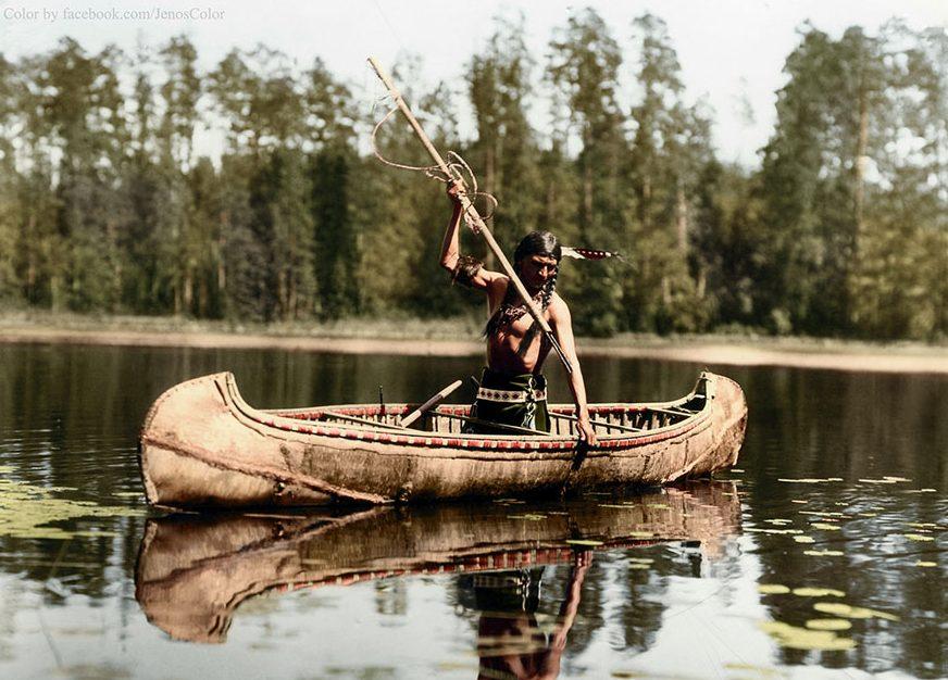 Kızılderililer 1908