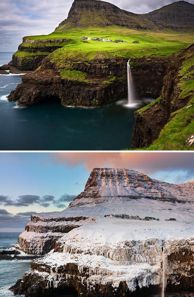 Gasadalur, Faroe Adaları