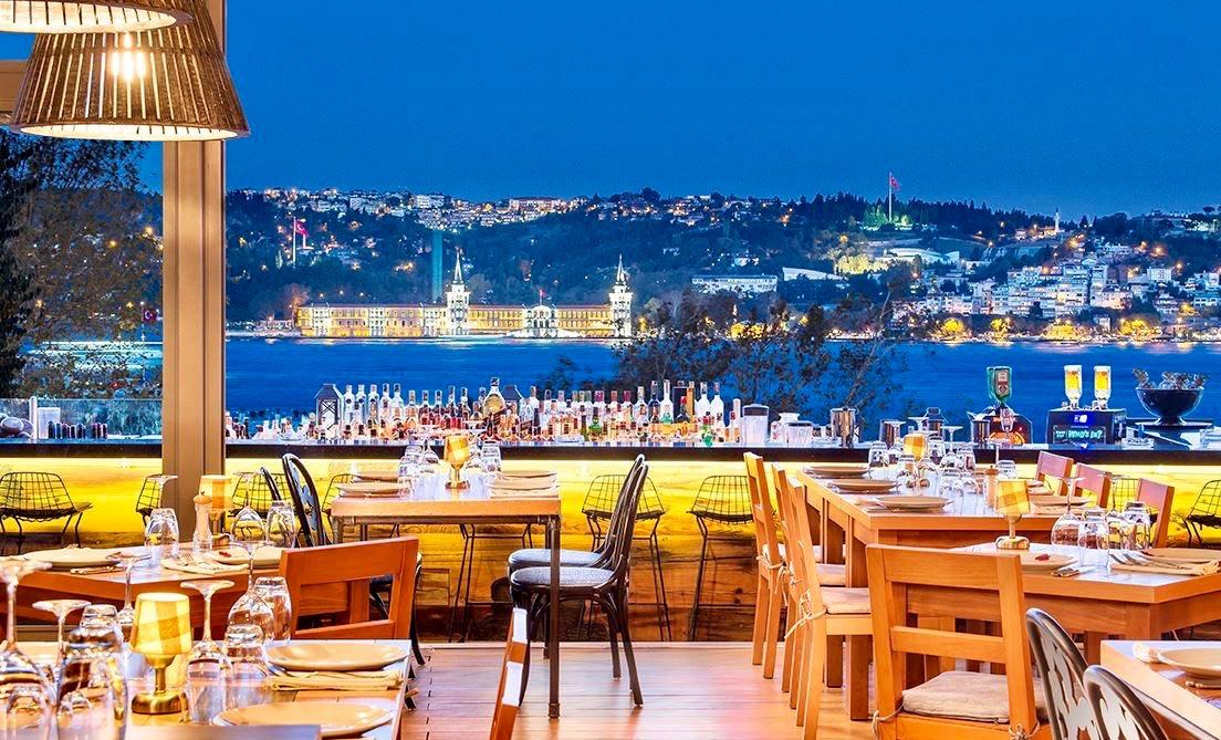 la mancha kurucesme - istanbul - yilbasi mekanlari