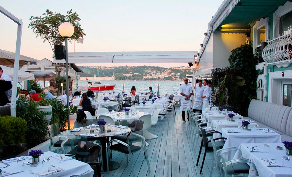 mia mensa kurucesme - istanbul - yilbasi mekanlari