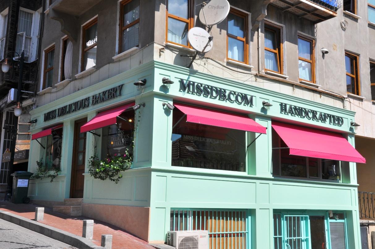 miss delicious bakery - arnavutkoy - istanbul