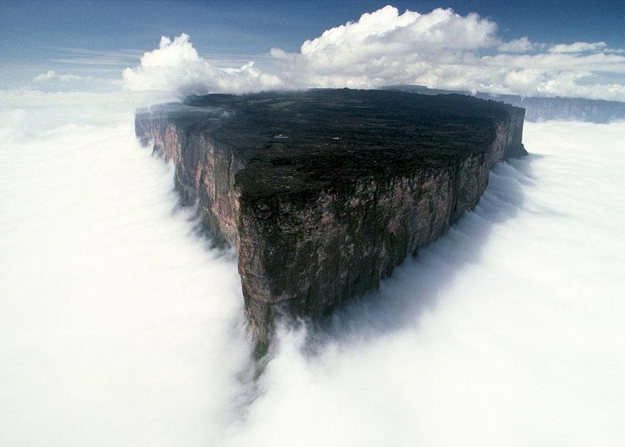 Romraima Dağı, Venezuela-