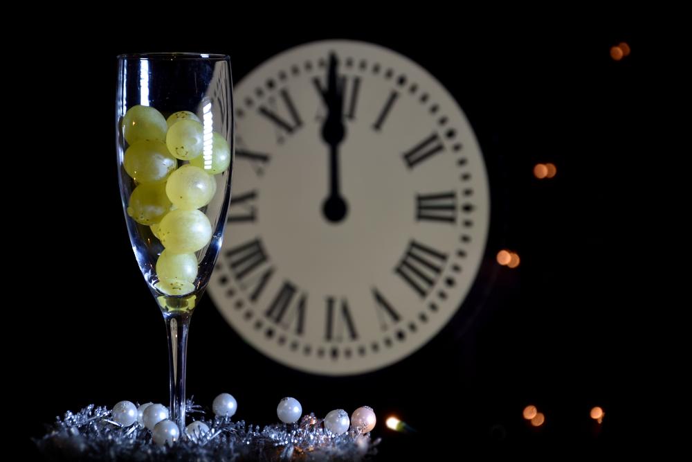 üzüm yeni yıl