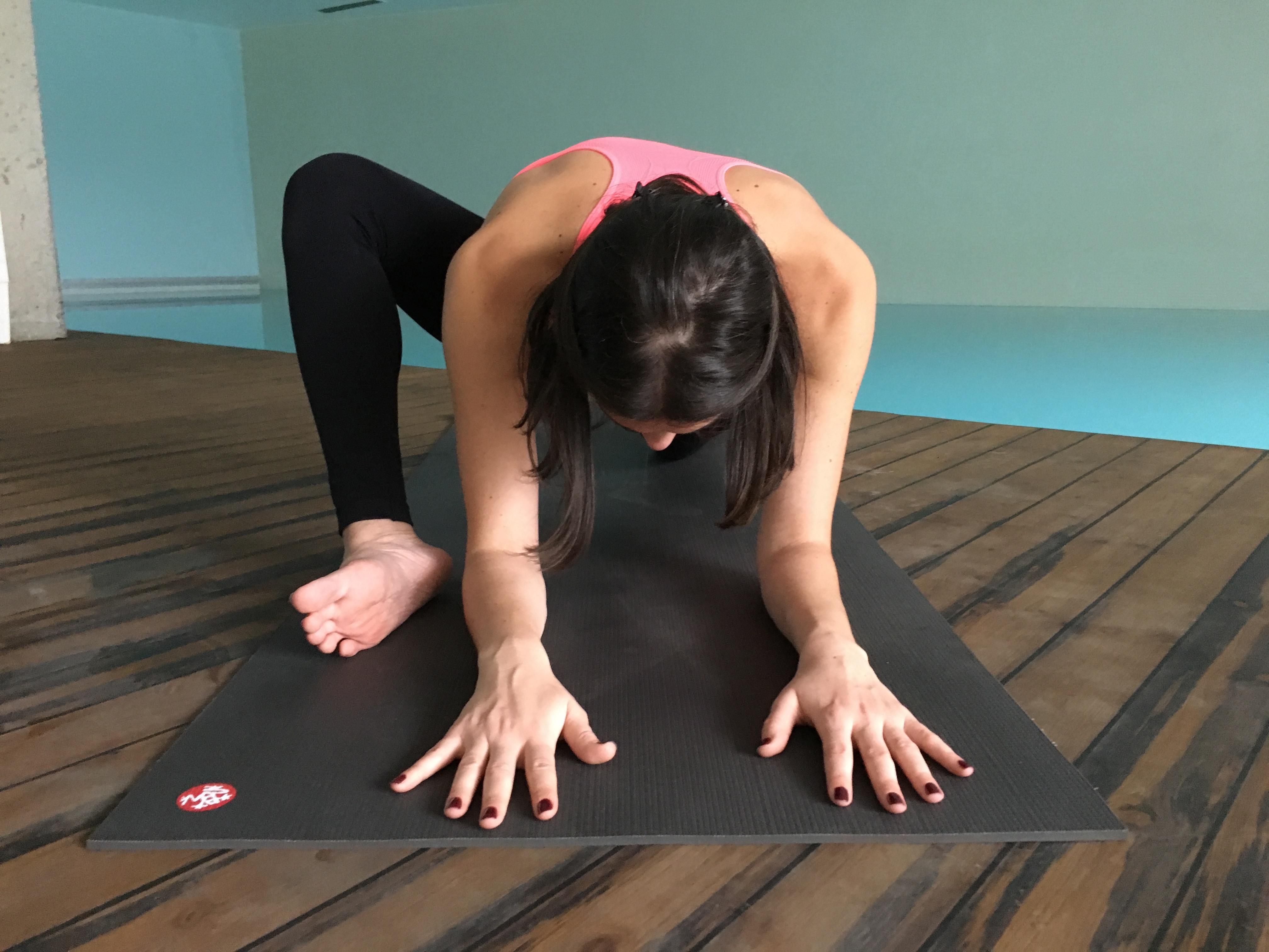 yin yoga - ejderha durusu - Anjaneyasana (3)