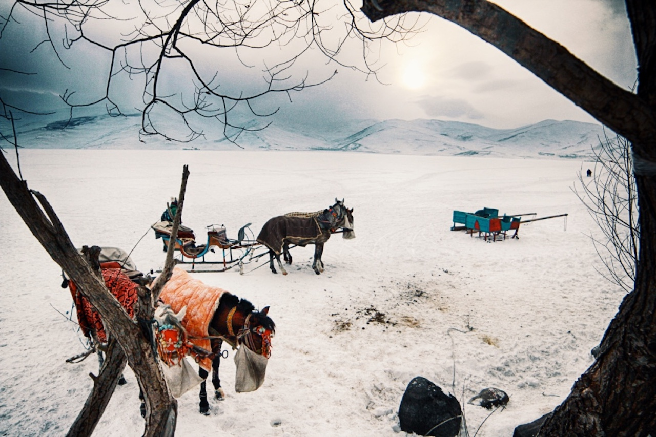 Kars seyahati - Seval Yilmaz - Foto 1
