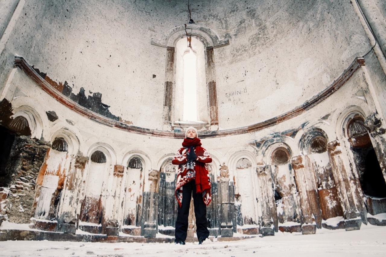 Kars seyahati - Seval Yilmaz - Foto 16
