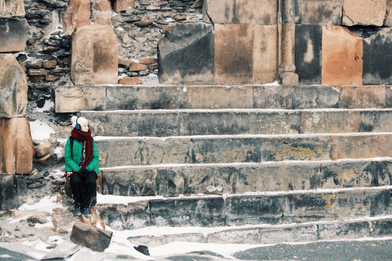 Kars seyahati - Seval Yilmaz - Foto 17