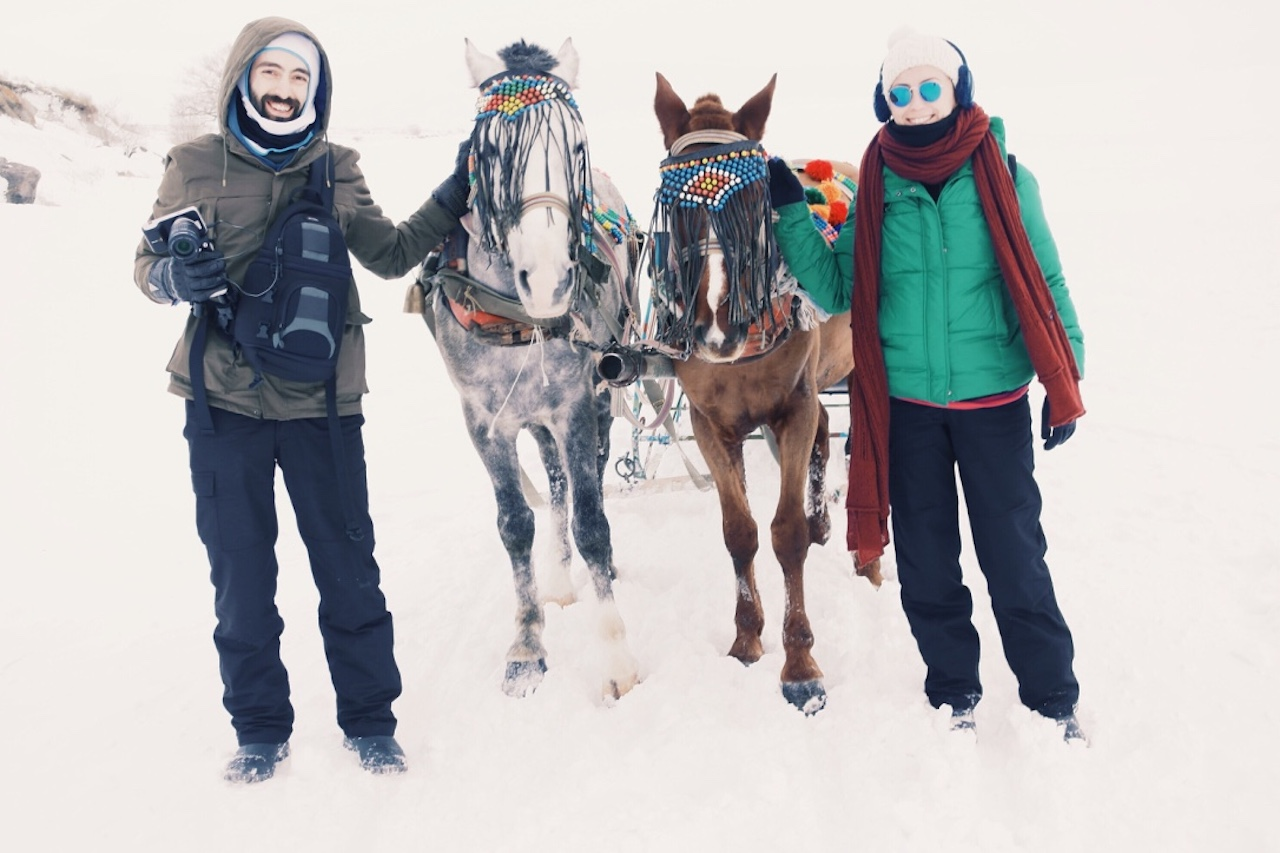 Kars seyahati - Seval Yilmaz - Foto 6