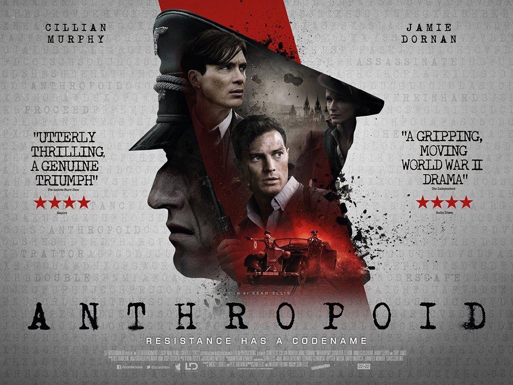 anthropoid film