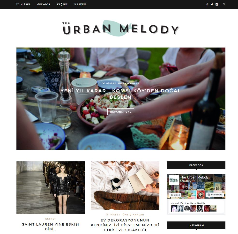 The Urban Melody