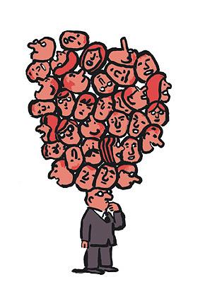 sosyal etkilesim - arkadas sayisi