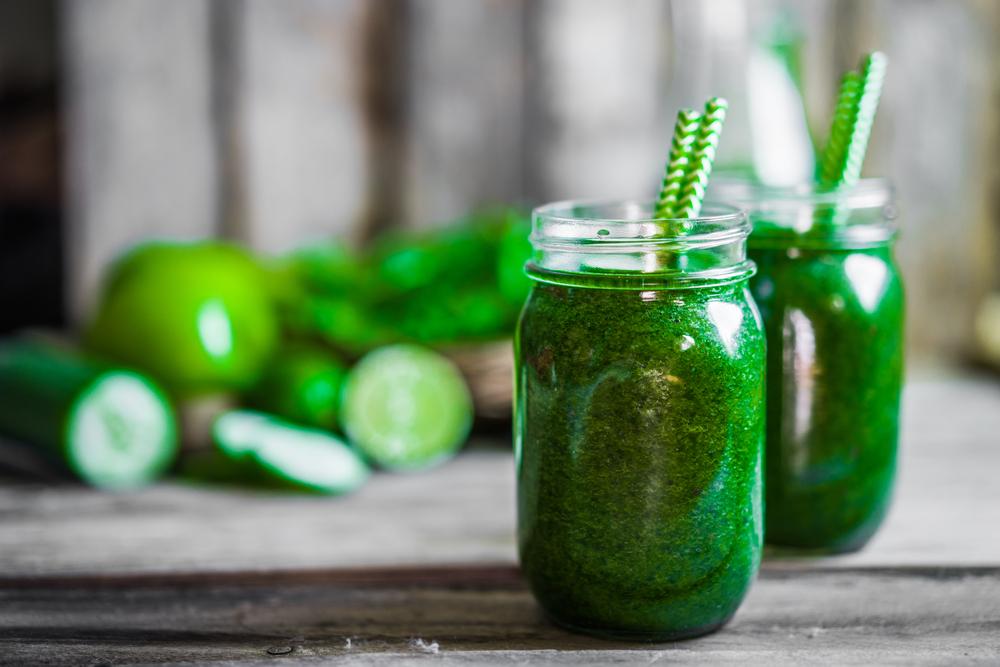 yeşil juice
