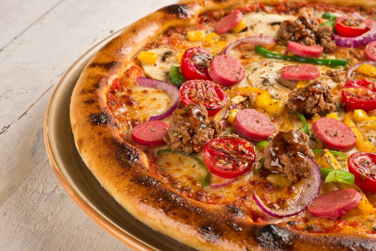 7/70 Pizza, Maslak