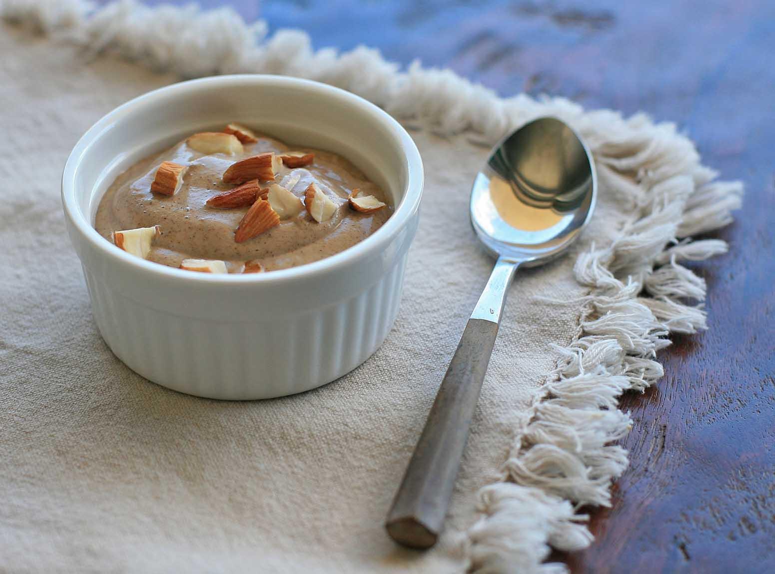 Chai Chia Pudding
