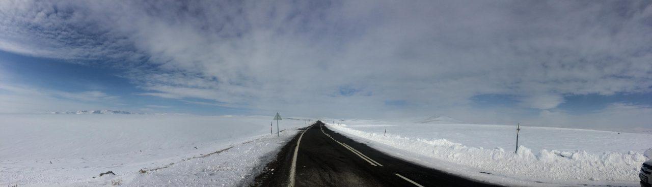 Kars seyahatimden bir kare