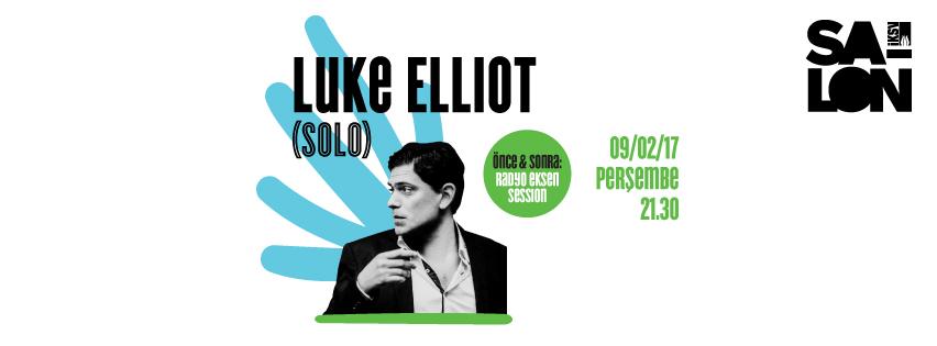 Luke Elliot / Salon İKSV