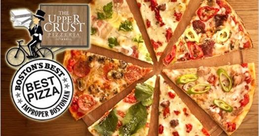 The Upper Crust Pizza Bebek & Besiktas