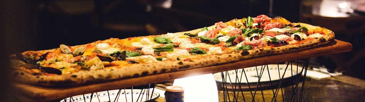 Metre Pizza, Caddebostan