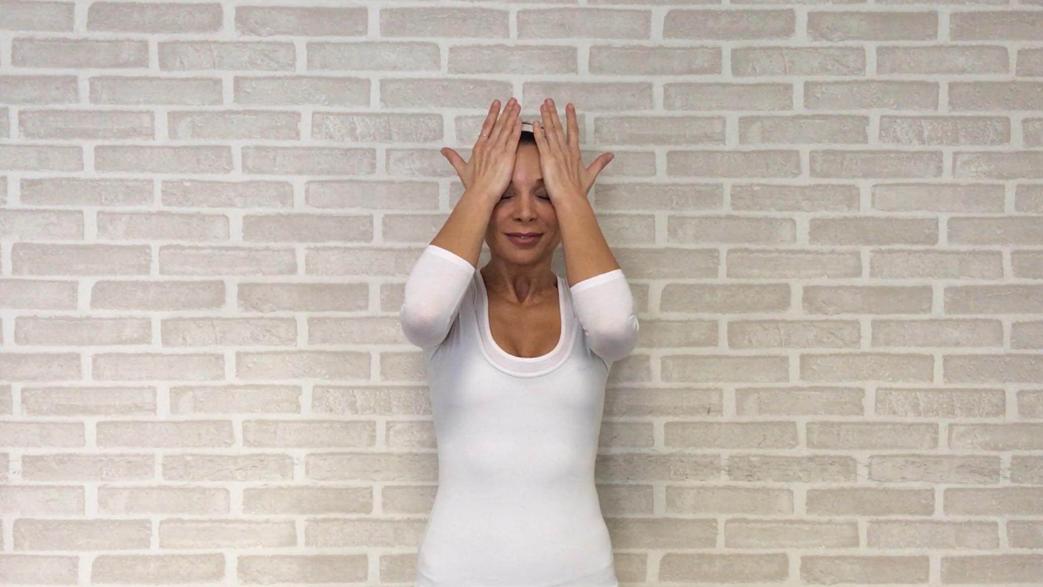 sebnem surucu - yuz yogasi 6