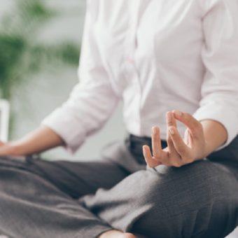 ofis yoga meditasyon