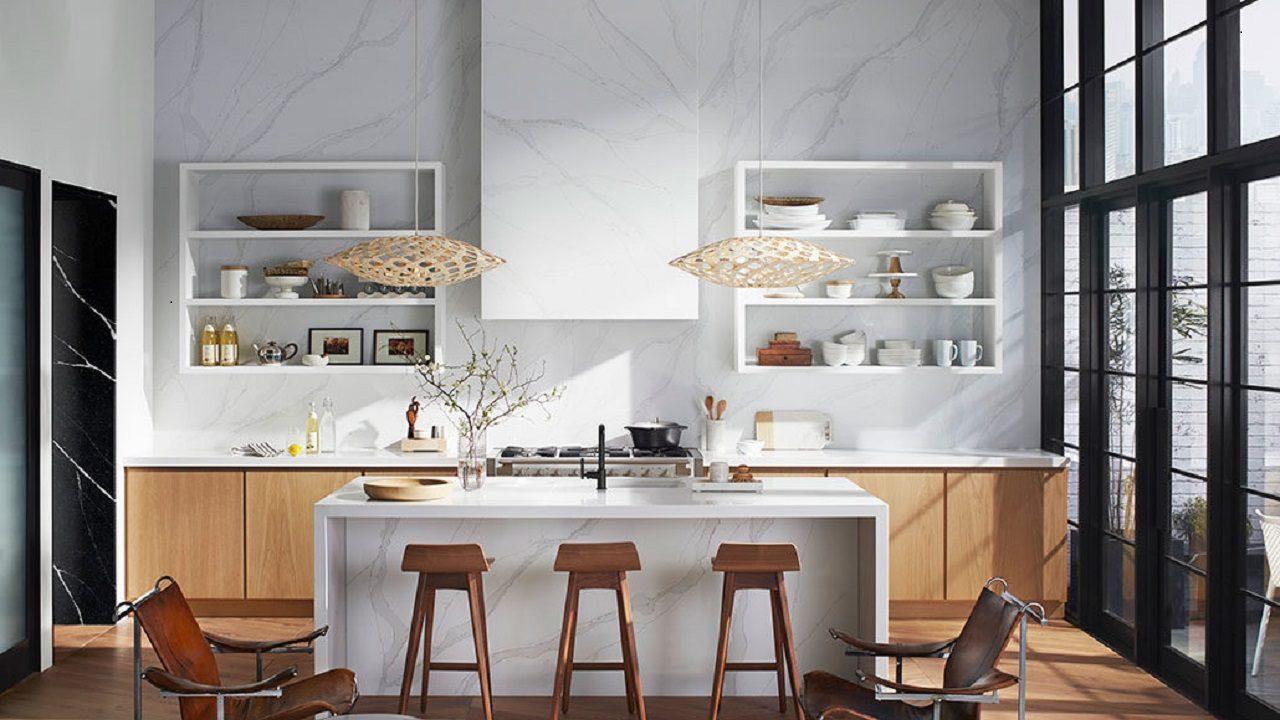 Şık, fonksiyonel ve keyifli bir dekorasyon için mutfak tezgahı seçiminin püf noktaları