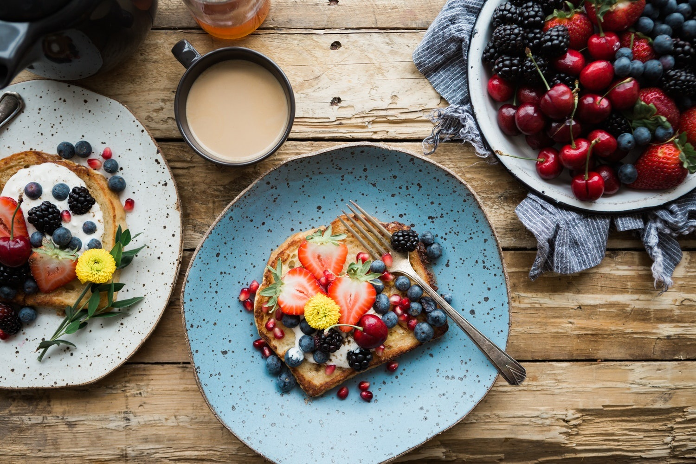 Az Kalorisi Olan Sağlıklı Atıştırmalıklar