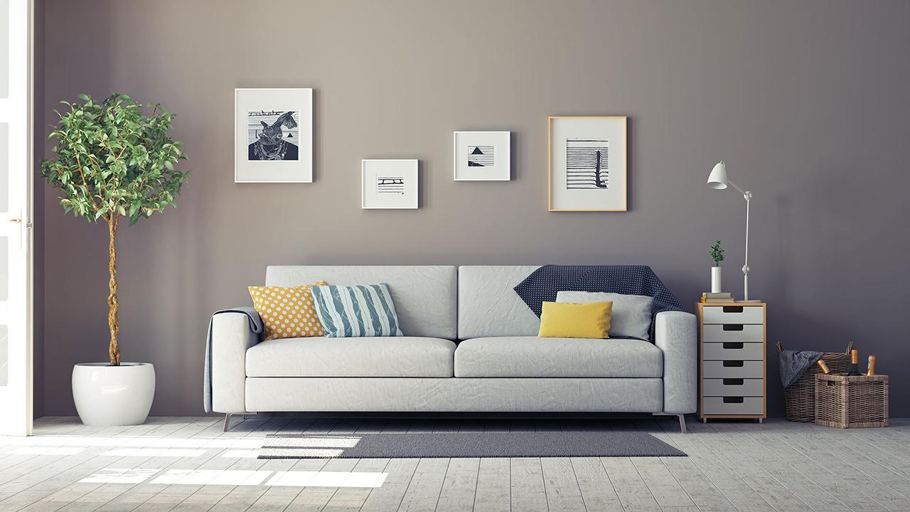 Evinizin Havasını Değiştirmek Için En Güzel Ev Boyama Fikirleri