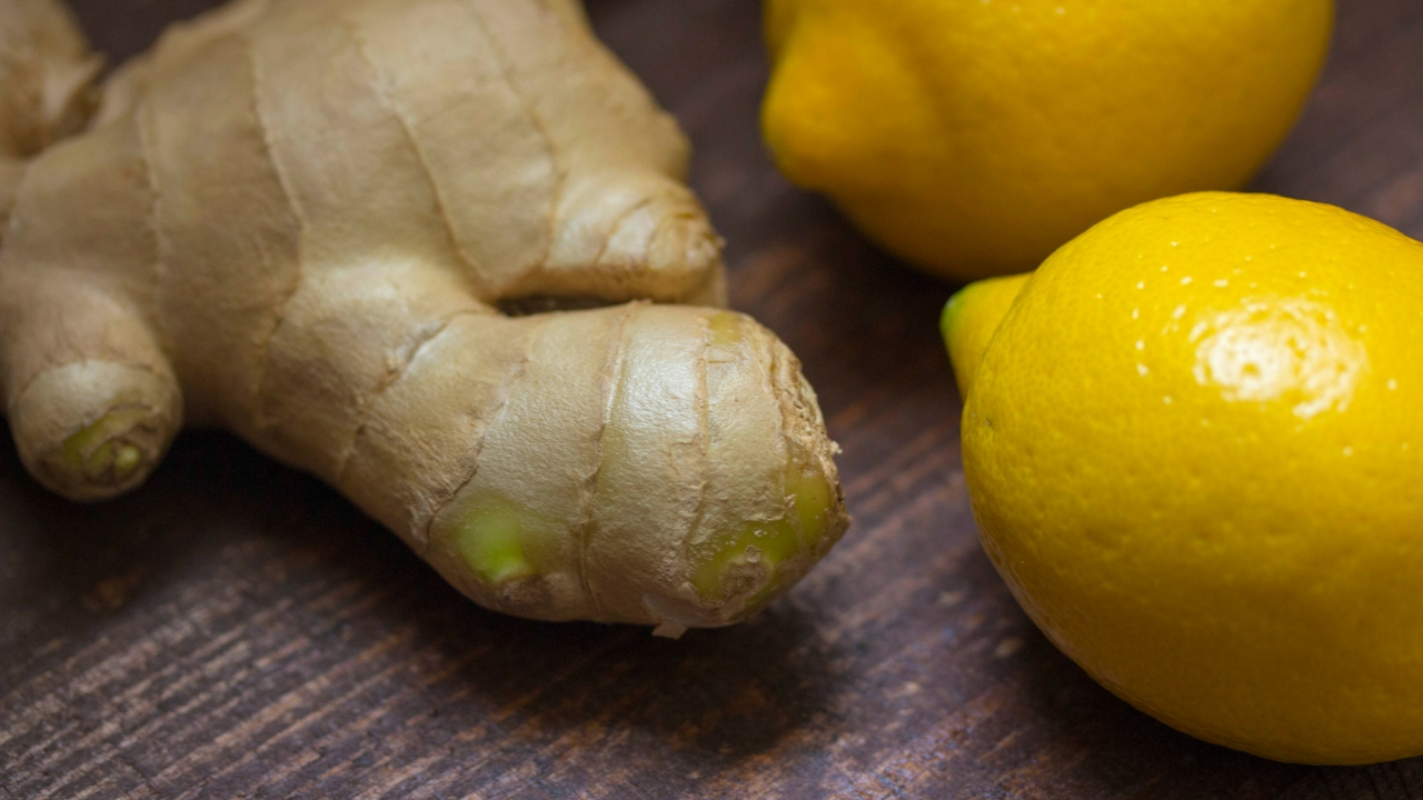 bogaz agrisi - c vitamini - zencefil limon