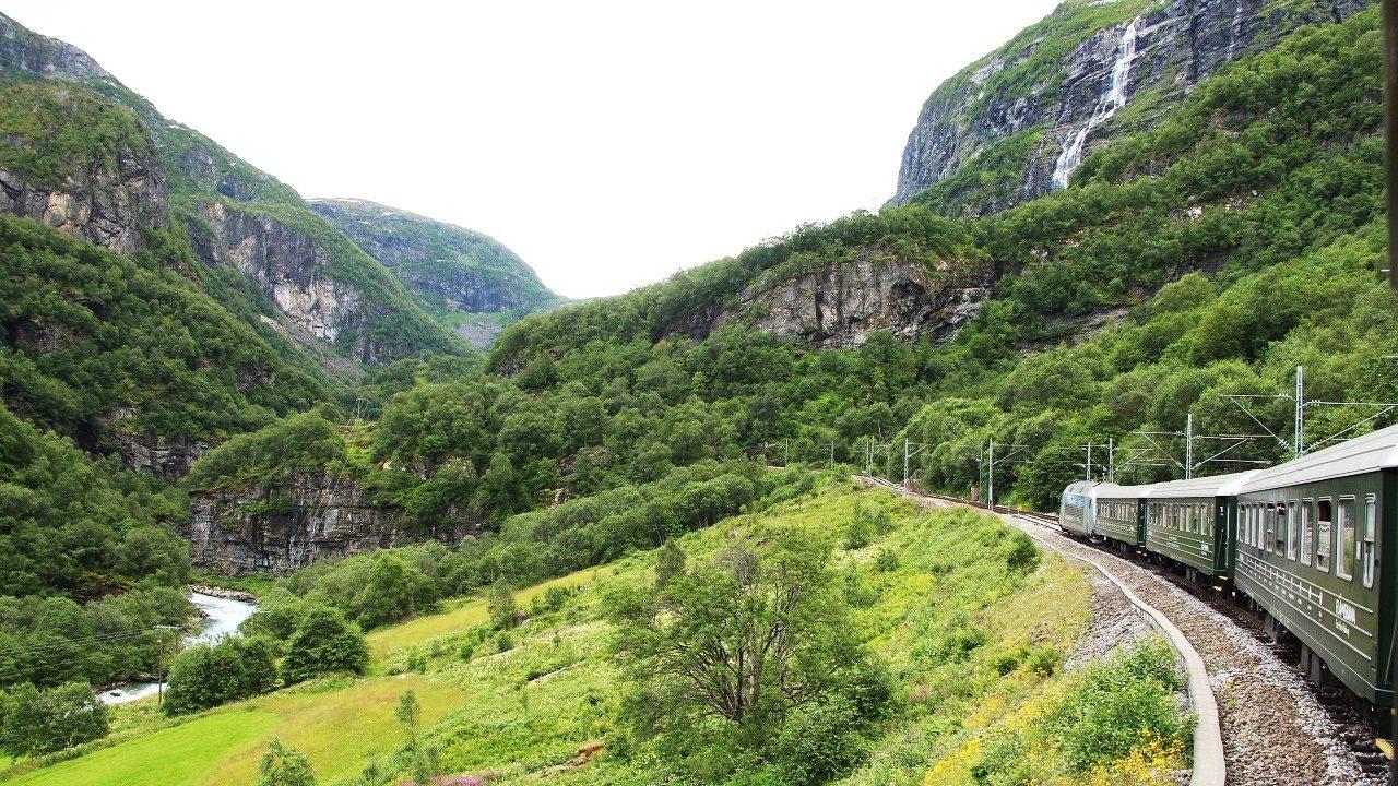 Dünyanın en güzel tren yolculukları